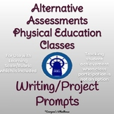 Even More Physical Education Alternative Assessments with Learning Scale/Rubric