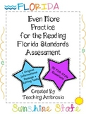 Even More Practice for the Reading FSA (Florida Standards Assessment) Test Prep