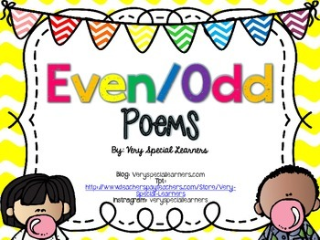 Even/Odd Poems