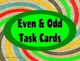 Even & Odd Task Cards