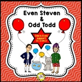 Even Steven and Odd Todd: Working with Odd/Even Numbers
