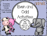 Even and Odd Activities