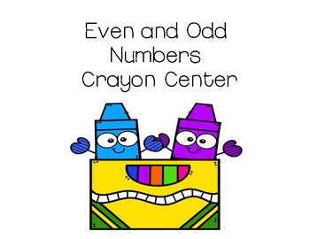 Even and Odd Center