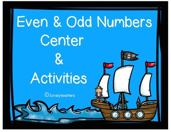 Even and Odd Center and Activity