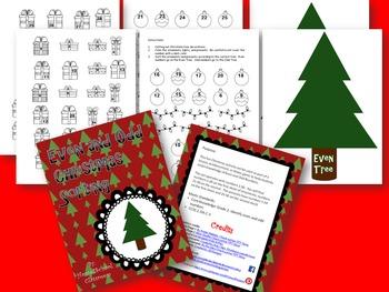 Even and Odd Christmas Sorting