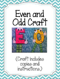 Even and Odd Craft