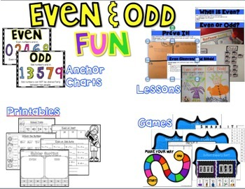 Fun with Even and Odd Numbers!