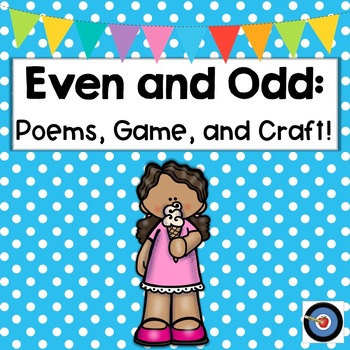 Even and Odd Games and Rhymes