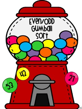 Even and Odd Gumball Math Center