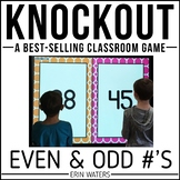 Even and Odd | Math Game | KNOCKOUT | Distance Learning