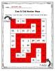 Even and Odd Math Mazes