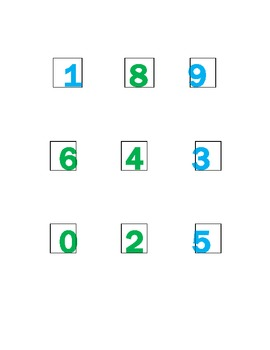 Even and Odd Number Activity