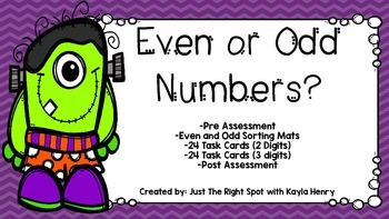 Even and Odd Numbers