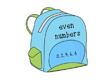 Even and Odd Numbers Game
