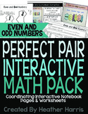 Even and Odd Numbers Interactive Pack