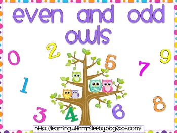 Even and Odd Owls
