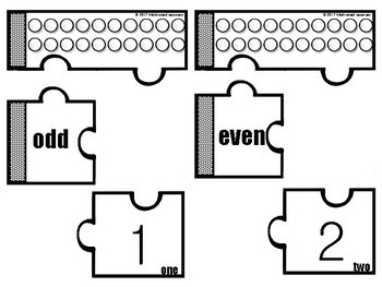 Even and Odd Puzzles