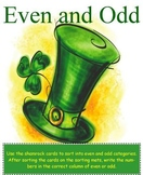 Even and Odd Sorting Game (St. Patrick's Day)