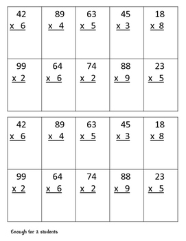 Even and Odd using Multiplication and Dominoes