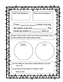 Even or Odd Activity-Interactive Notebooks