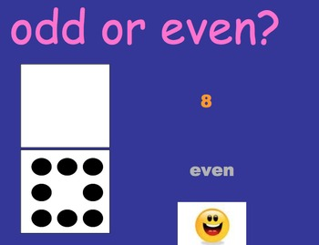 Even or Odd Domino Powerpoint