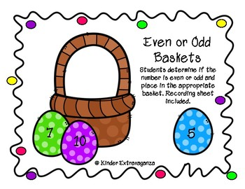 Even or Odd Egg Sort