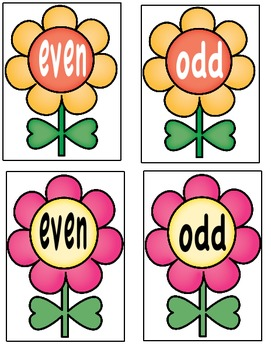 Even or Odd: Exploring the Numbers 0 through 9