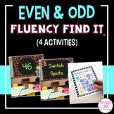 Even or Odd Fluency Find It®