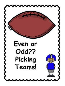 Even or Odd Football