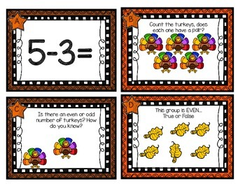 Everyday Math 3.2 Even and Odd Number Patterns