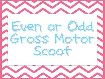 Even or Odd SCOOT