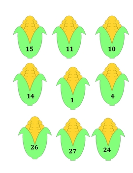 Even or Odd-Sorting on a Corn Cob!