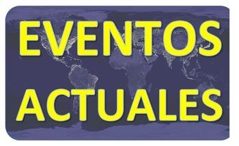 Eventos actuales - Current Events in Spanish (en español, bilingüe) + Display