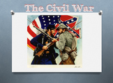 Events Leading up to The Civil War Powerpoint