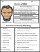Events Leading up to the American Civil War: Graphic Organizer