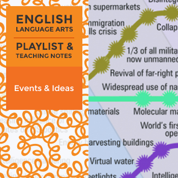 Events and Ideas - Playlist and Teaching Notes