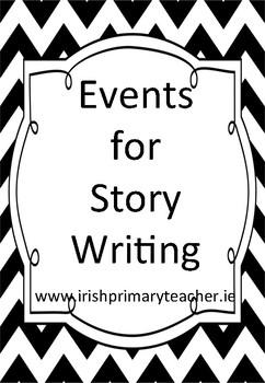 Events for Story Writing