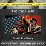 Events of the Cold War Digital Break Out DBQ Activity