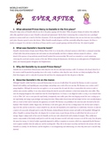 """""""Ever After"""" Movie Study Guide & Answer Key"""
