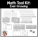 Ever-Growing Math Tool Kit Templates