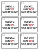 Everday Math Counting Up & Back Task Cards