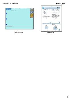 Everday Math Grade 3 - Lesson 2.10