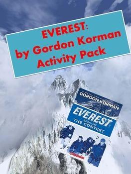 Everest Gordon Korman Unit