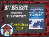 Everest: the Contest Vocabulary Unit