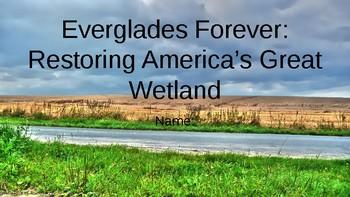 Everglades Forever: Restoring America's Great Wetland Vocab Question Slides