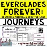 Everglades Forever | Journeys 5th Grade Unit 2 Lesson 8 Printables