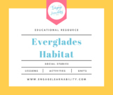 Everglades Habitat Lesson
