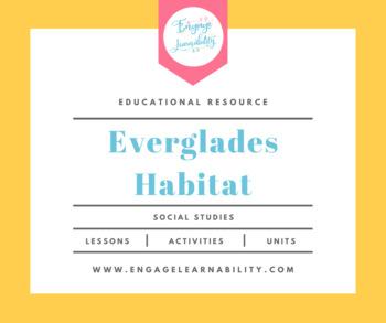 Everglades Habitat Lesson