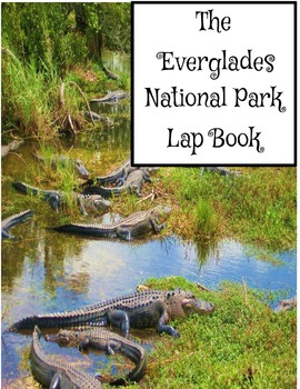 Everglades Lap Book