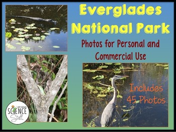Everglades National Park Photographs for Commercial Use